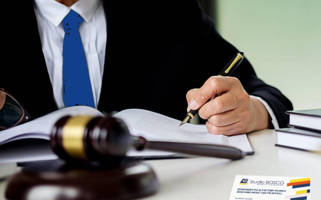 Polizza della tutela legale e peritale